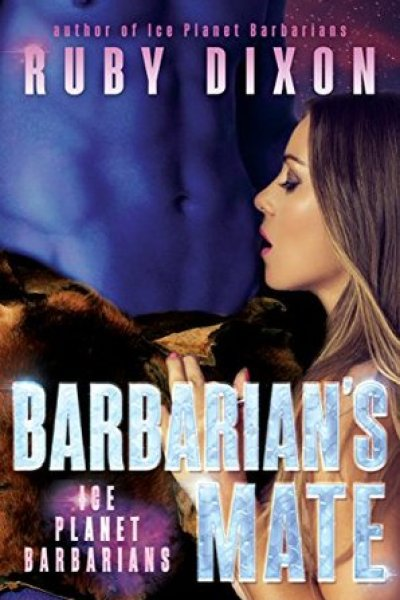 Book Review-Barbarian's Mate by Ruby Dixon