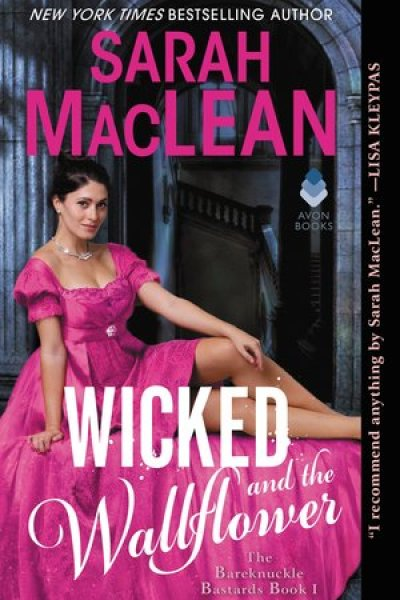Audio Book Review-Wicked and the Wallflower by Sarah MacLean