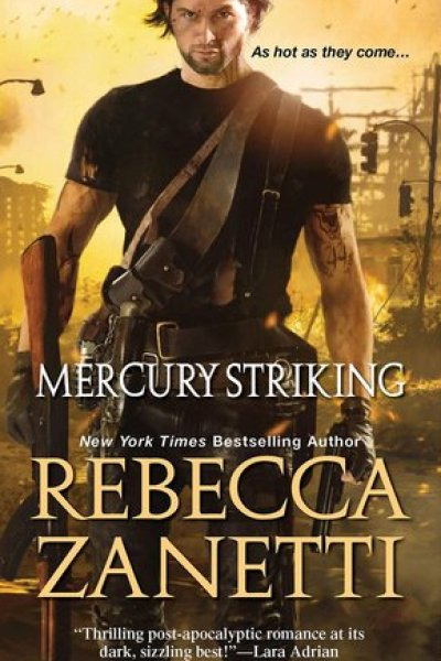 Book Review-Mercury Striking by Rebecca Zanetti