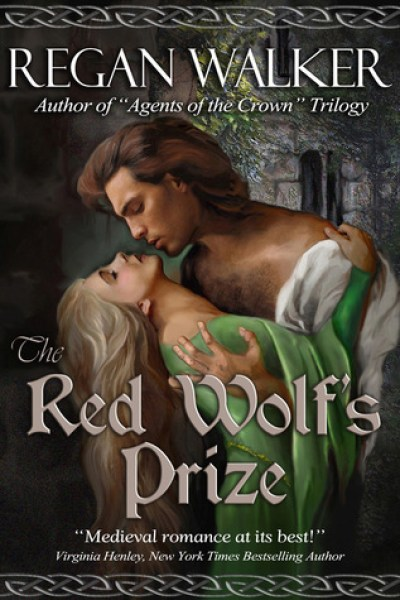 Book Review-The Red Wolf Prize by Regan Walker