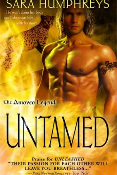 Book Review-Untamed by Sara Humphreys