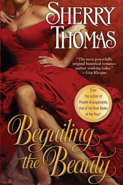 Audio Book Review-Beguiling The Beauty by Sherry Thomas