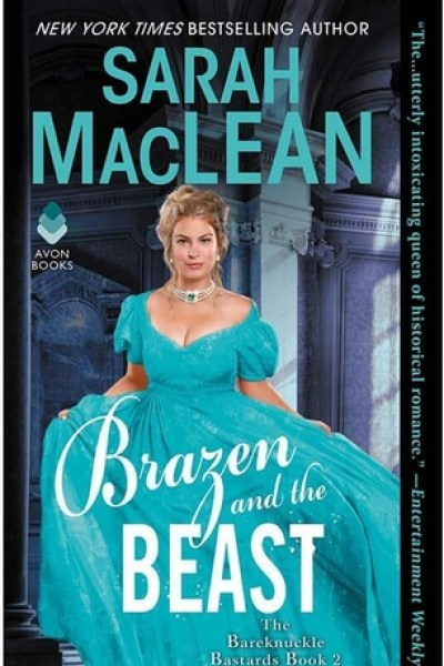 Podcast Book Review-Brazen and the Beast