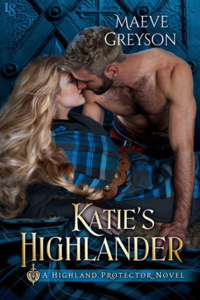 Book Review-Katie's Highlander by Maeve Greyson