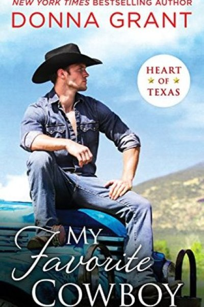 Book Review-My Favorite Cowboy by Donna Grant