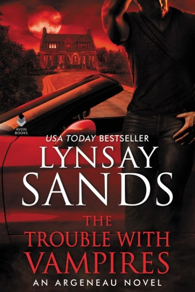 Book Review-The Trouble With Vampires by Lynsay Sands