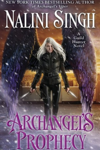 Double The Romance Review-Archangel's Viper and Archangel's Prophecy by Nalini Singh