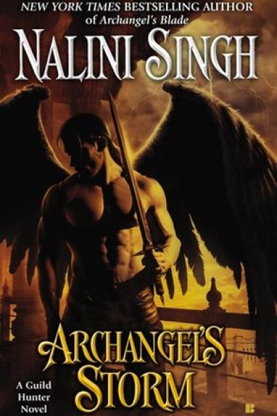Book Review-Archangel's Storm by Nalini Singh