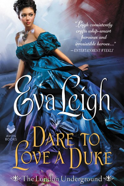 Book Review-Dare To Love A Duke by Eva Leigh