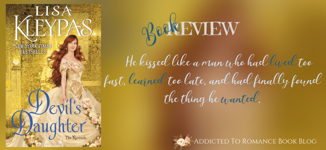 Book Review-Devil's Daughter by Lisa Kleypas
