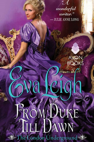 Book Review-From Duke Till Dawn by Eva Leigh