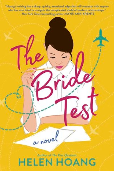 Book Review-The Bride Test by Helen Hoang