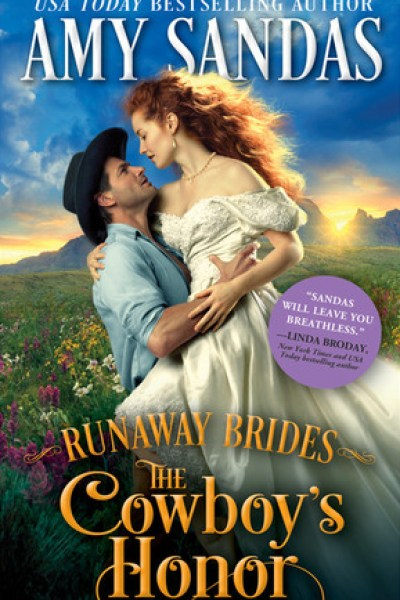 Book Review-The Cowboy's Honor by Amy Sandas