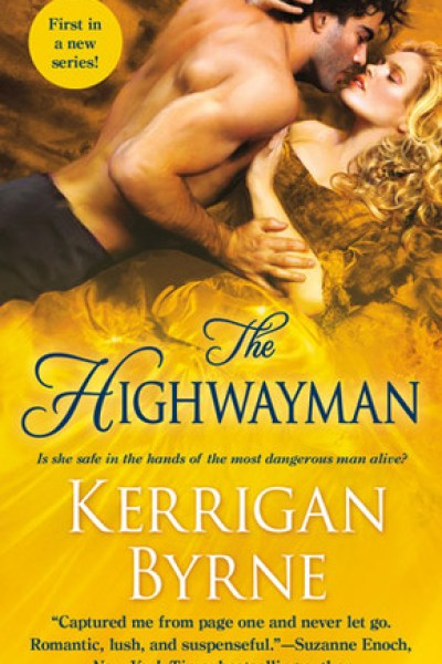 Podcast Book Review-The Highwayman by Kerrigan Byrne