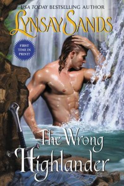 Book Review-The Wrong Highlander by Lynsay Sands