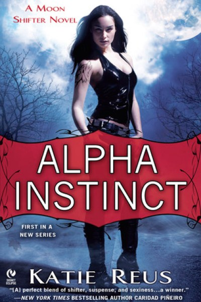 Book Review-Alpha Instinct by Katie Reus