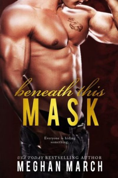 Book Review-Beneath This Mask by Meghan Mark