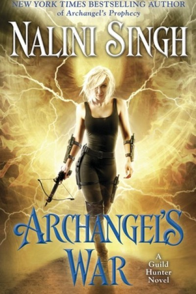 Book Review-Archangel's War by Nalini Singh