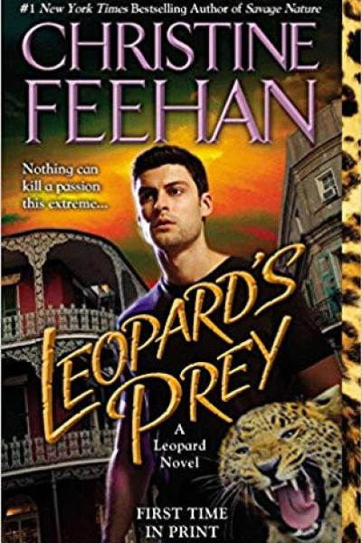 Book Review-Leopard's Prey by Christine Feehan