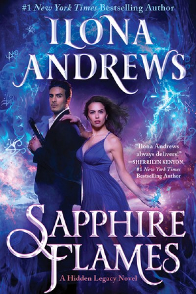 Book Review-Sapphire Flames by Ilona Andrews