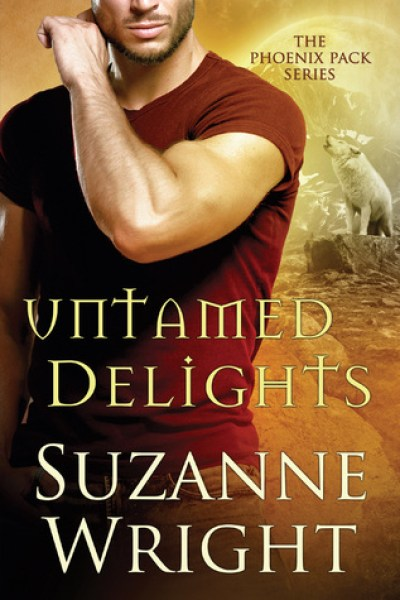 Book Review-Untamed Delights by Suzanne Wright