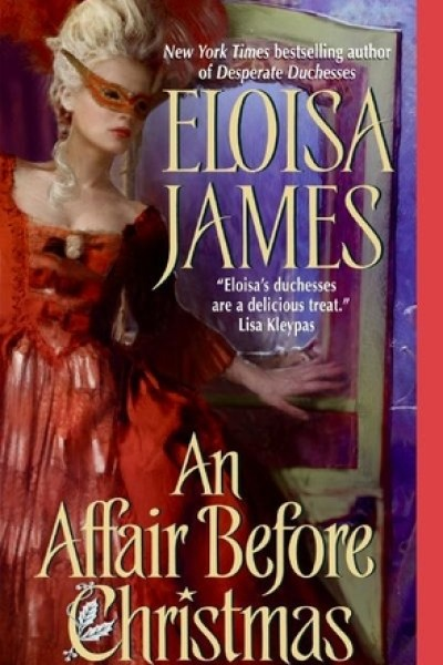 Book Review-An Affair Before Christmas by Eloisa James