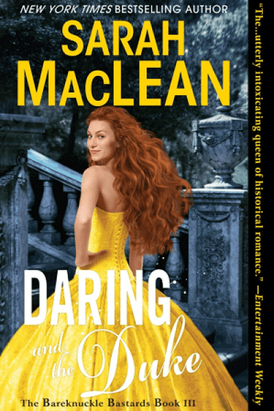 Audio Book Review-Daring and the Duke by Sarah MacLean