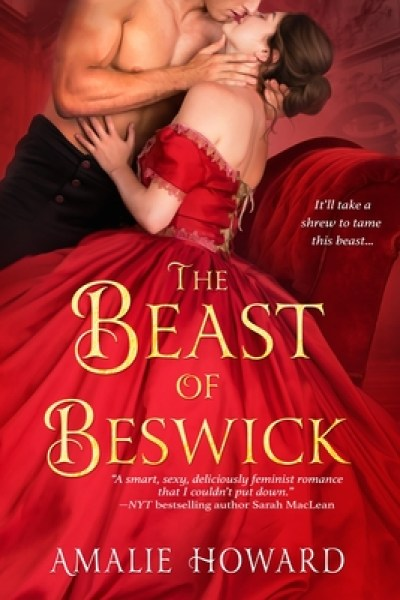 Book Review-The Beast of Beswick by Amalie Howard