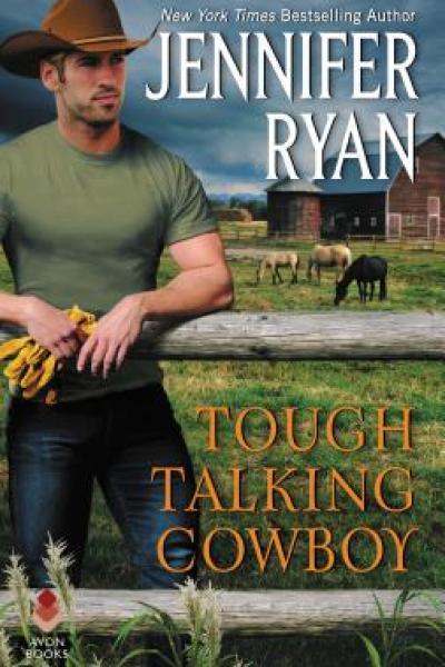 Book Review-Tough Talking Cowboy by Jennifer Ryan