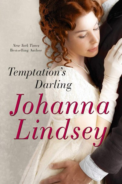 Book Review-Temptation's Darling by Johanna Lindsey