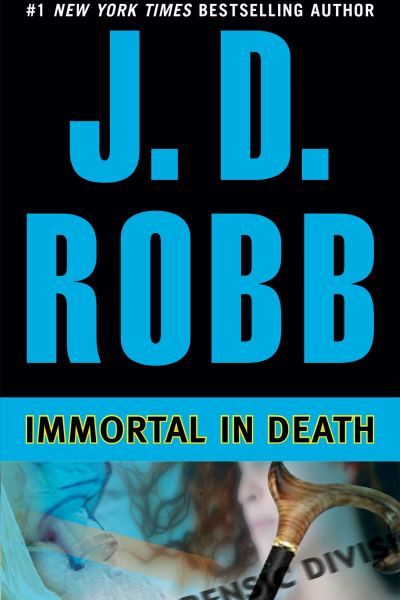 Book Review-Immortal In Death by J.D. Robb