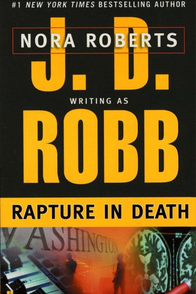 Book Review-Rapture In Death by J.D. Robb