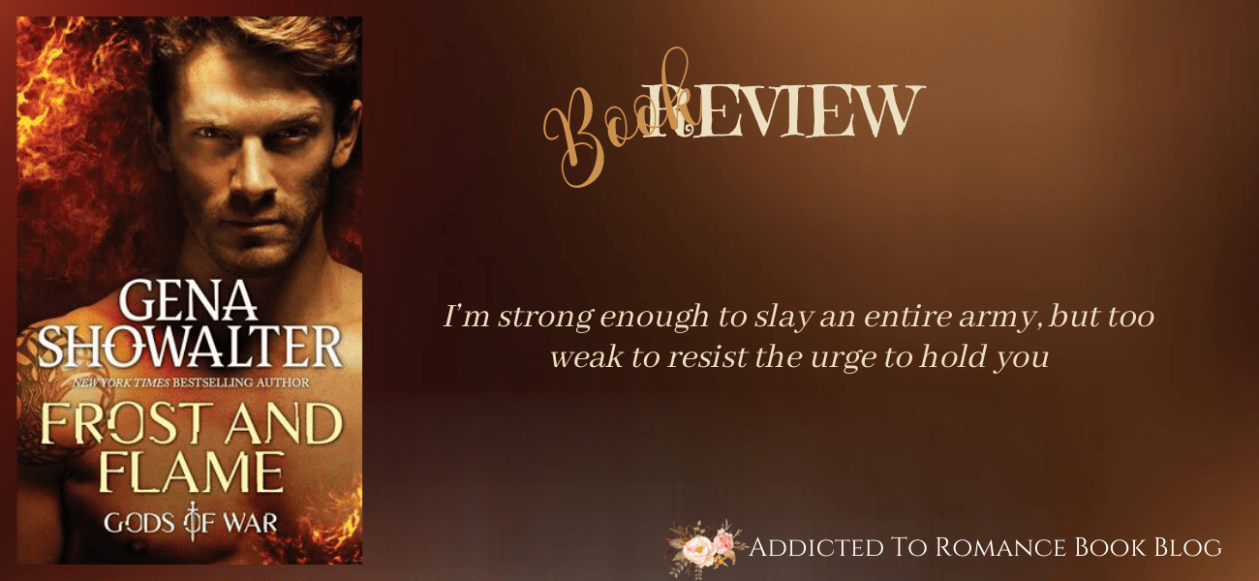Book Review-Frost and Flame by Gena Showalter