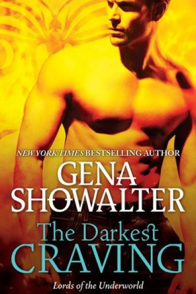 Book Review-The Darkest Craving by Gena Showalter