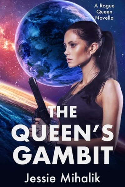Quickie Romance Review-The Queen's Gambit by Jessie Mihalik