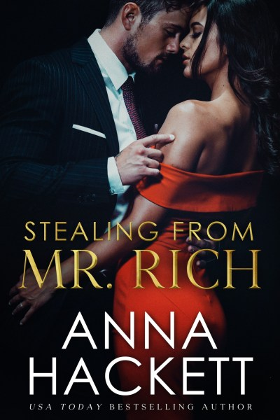 Book Review-Stealing From Mr. Rich by Anna Hackett