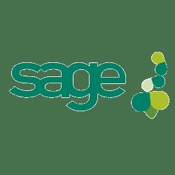 Logo partenaire Sage