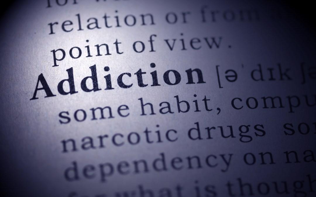 Redefining Addiction. Reimagining Solutions.