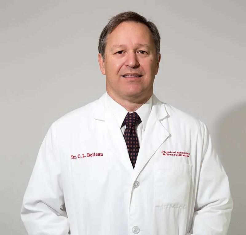Christopher Belleau, M.D.