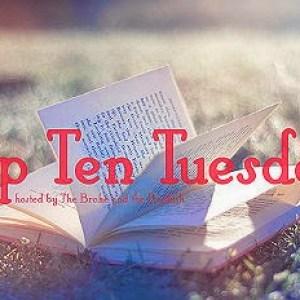 Top Ten Tuesday (37)