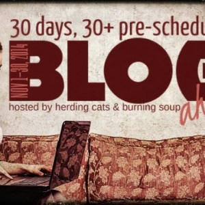 Blog Ahead Challenge