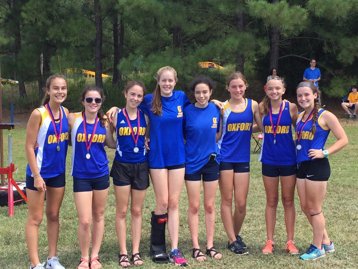 My Cross Country Season 2015 | Addie Thompson