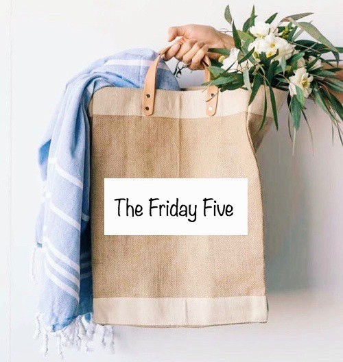 the friday five (1)