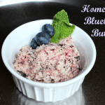Homemade Blueberry Butter