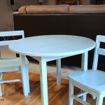 {DIY} Children's Table and Chairs
