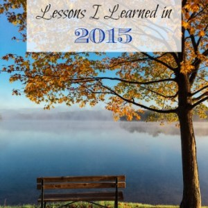 3 Lessons I Learned in 2015