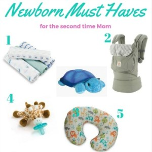 Friday Favorites: Baby Style