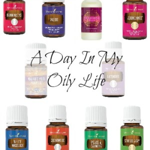 A Day In My Oily Life