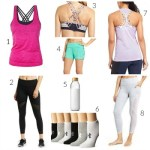 Favorite Fitness Gear for Spring