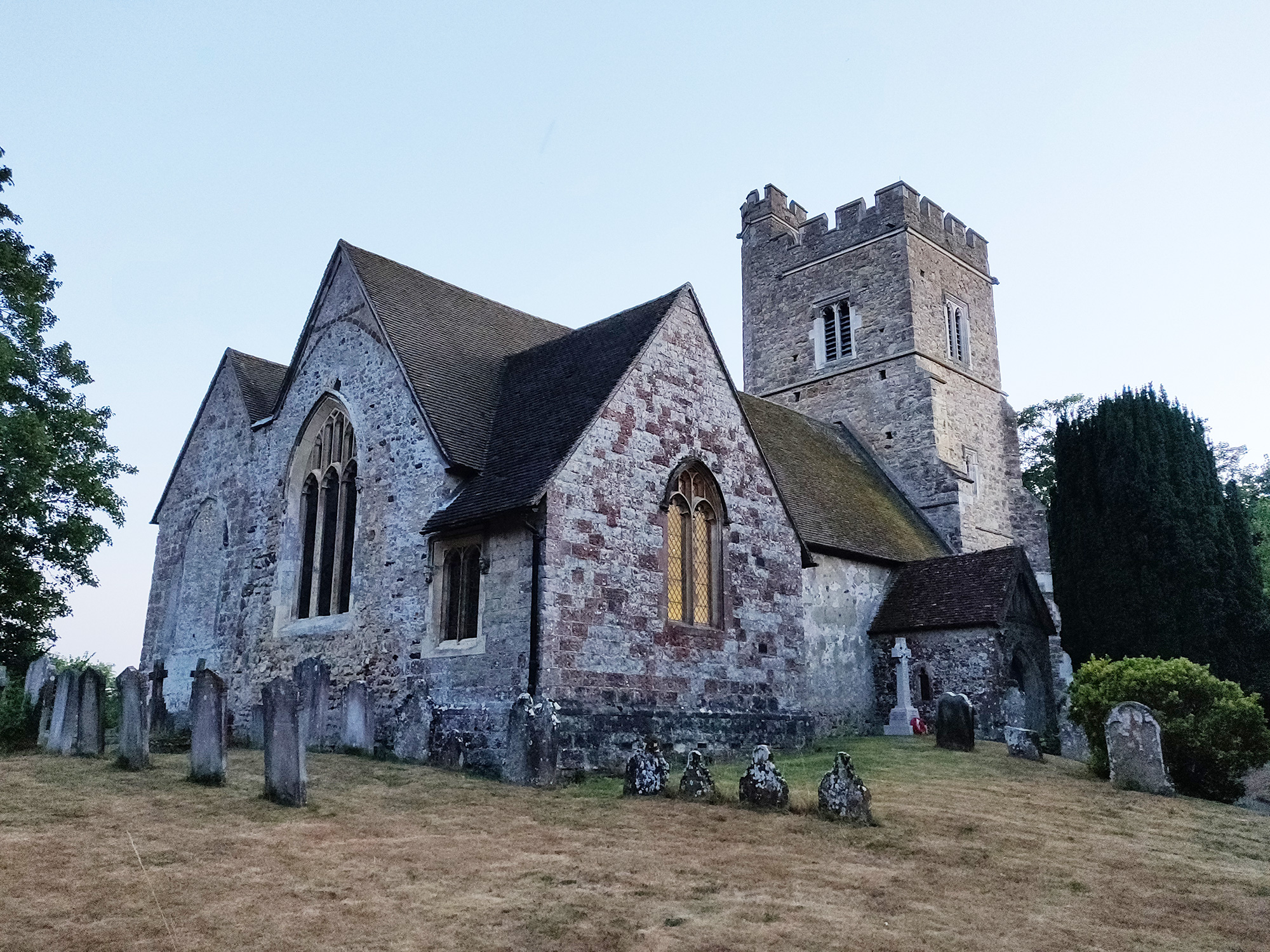 St Margaret Church, Addington